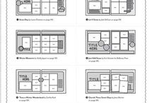 Scrapbook Sketches - 2-page / Specifically Scrapbook Sketches - 2-page layouts