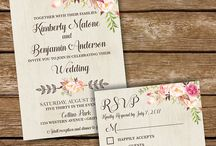 Wedding Planning | Best Finds on Etsy / Best Wedding Items on Etsy   Invitations + Decorations + Gifts + Apparel + More