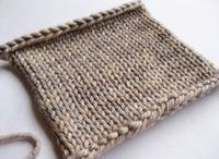 tricoter en anglais