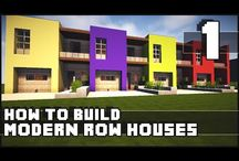 minecraft houses hoe to build