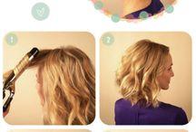 capelli pettinature