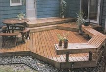 Deck Ideas / by Sheila Adamson Carter
