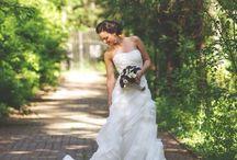 Свадебные платья / Мои работы))))