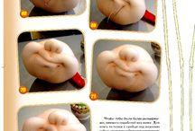 лица кукол