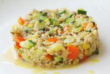 Ricette VEG Friendly  / I piatti vegetariani e vegani sono ormai entrati nel nostro ricettario comune. Qui vogliamo svelarvi alcune ricette particolari e sfiziose! Amici veg siete pronti?