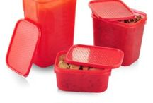 All Time Polka 3 Pcs Container Set – Red