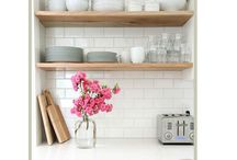 Kitchens / ideas for decorating and organizing your kitchen