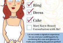 Mary Kay® Bridal Promotion Ideas :)