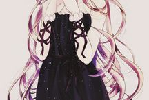 dress anime