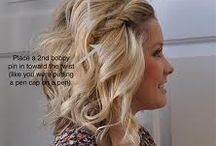 Hair. / by Randi Lynn