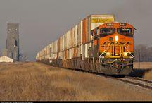 Trens diesel electric