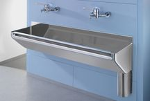 Stainless Steel in Healthcare / Stainless steel products designed and fabricated in Leeds specifically for the healthcare sector