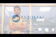 Video Testimonials / Watch why customers choose ALTOLIA.