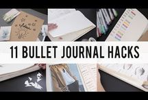 Bullet journal and taking notes