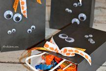 Halloween Kid Crafts!!