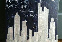 Paper Towns DIY