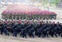 Wawasan Militer / Kategori Militer adalah wawasan mengenai berbagai hal yang terkait dengan dunia militer. Pengetahuan baru mengenai dunia militer pun akan dibuka disini. Kemajuan berbagai militer dunia dan juga fakta tentang kecanggihan tersebut sudah menjadi konsumsi bagi khalayak luas.
