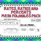 Unit 3: Ratios, Rates / by Courtney Cocke