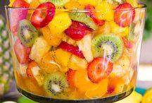 salată fructe