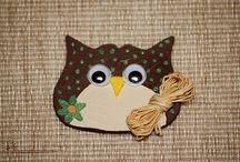 Handmade Owl / Handmade Owls