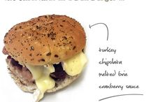 Festive Burger Competition - #ShowUsYourBuns! / Ever considered delicious yet humble burger as a Christmas main? Check out our festive burger ideas then share your own - we challenge you to #ShowUsYourBuns! http://ow.ly/Ew5Il