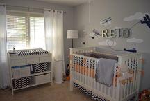 BCubed Nursery Ideas / by Melanie Bradish