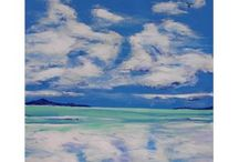Beach Art / Beaches / by Danny Byl