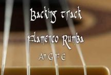 BACKING TRACKS FLAMENCO, GIPSY