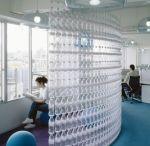 3'r by making plastic bottle wall