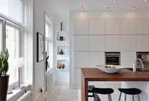 Kitchen / by Evy Dooms