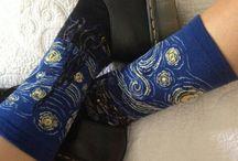 My socks...