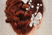 Hair style ideas and accessories / by Cami Mask