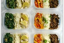 Freezer lunches