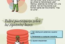 Haz la lucha / ((www.hazlalucha.com.mx)) Movimiento para consolidar una cultura emprendedora en Yucatán basado en la metodología lean startup