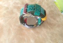 My strap watch