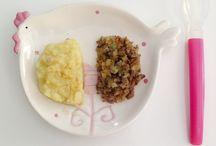 Ana Yemekler / Bebeğinizi yerken mutlu göreceğiniz lezzetli ana yemekler..