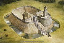 Укреплённая Усадьба - Башня