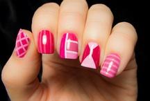 Nails - Skittles