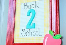 Back to School Ideas / Crafts and decor for September and back to school