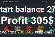 Hellcase Promo code 7365562