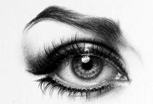 olhos e bocas