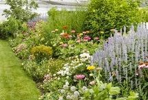 English-style gardens / by Susan Lawson