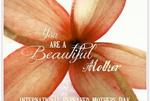 International Bereaved Mothers Day / International Bereaved Mothers Day was created by us in 2010 and it now falls on the first Sunday of every May. This year's day is on Sunday May 6th 2012.