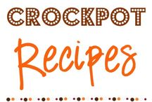 Crockpot Recipes / by Nicole Ambrosino Watson
