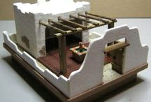 A 1/48 scale place, also G scale and others / by David L