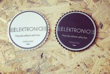 Elektronio Bike Lab & Showroom / Our creative space in the center of Thessaloniki is a friendly meeting point with our customers and totally reflects our concept of view!