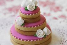 mini torta biscotto