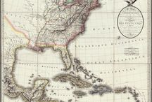 Antique Maps - Americas / Antique Maps - Americas