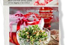Healthy Salads / by Stacie Chalmers