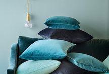 LIVING ROOMS / Coastal living rooms to inspire us at Salt Living | www.saltliving.com.au